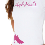 "FVM-Shirt ""HighHeels"""